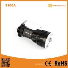 Xml T6 LED 1000 Lumen Lampe de poche puissante Souffle de lumière forte