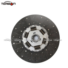 430*242*20*56*6S truck auto parts clutch disc from jiangsu manufacturer