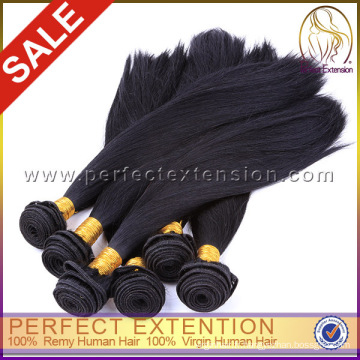 Parfaite Extension Grade 5 a 100 % cheveux brésiliens vierge vendeurs