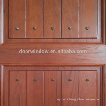 Red Oak Wood interior decorative panel doors