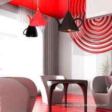 Modern Resin Individuality Teapot Pendant Light