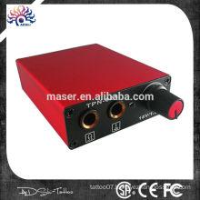 Cheapest Mini square tattoo power supply TPN-021