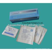 Медицинский стерильный бумажный мешок для тюлевыми