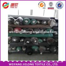 Tela de bolsillo Cotton & TC 65/35 45 * 45 133 * 72, tejido de sarga textil tejido stock TC TWILL 80% poliéster 20% algodón 190-195GSM