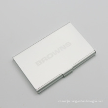 Promotional Aluminium Business Card Holder, Metal Name Card Case