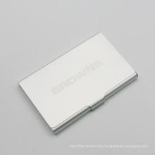 Promotional Aluminium Business Card Holder, Metal Name Card Case