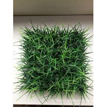 Alfombra artificial de la hierba para la decoración del jardín, seto plástico