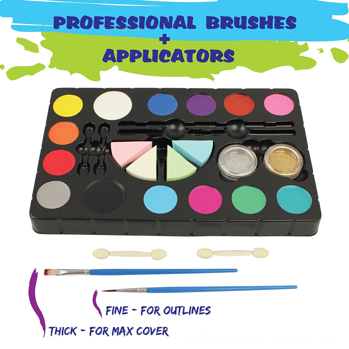 Face Paints kit