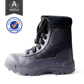 High Quality Military Army Boots with Anti-Slip Sole