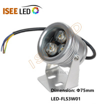 DMX 3W High Brightness Led Spot Light