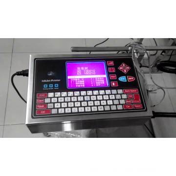 Best price touch screen inkjet code printer/inkjet coding machine