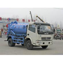4x2 JMC sewer sucking truck, jet vacuum trucks,industrial vacuum truck