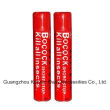 Spray insecticida de precio de fábrica para anti mosquito y cucaracha