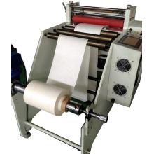Máquina automática de corte de rolo de papel de velocidade rápida
