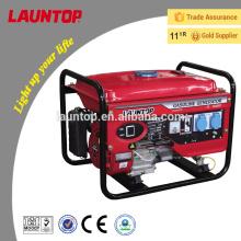 Бензиновый генератор с воздушным охлаждением объемом 2,5 кВт с двигателем 208 куб.см