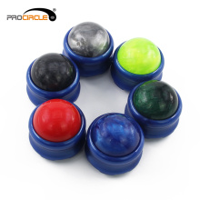 ProCircle Handheld Resin Massage Foot Ball para ejercicios