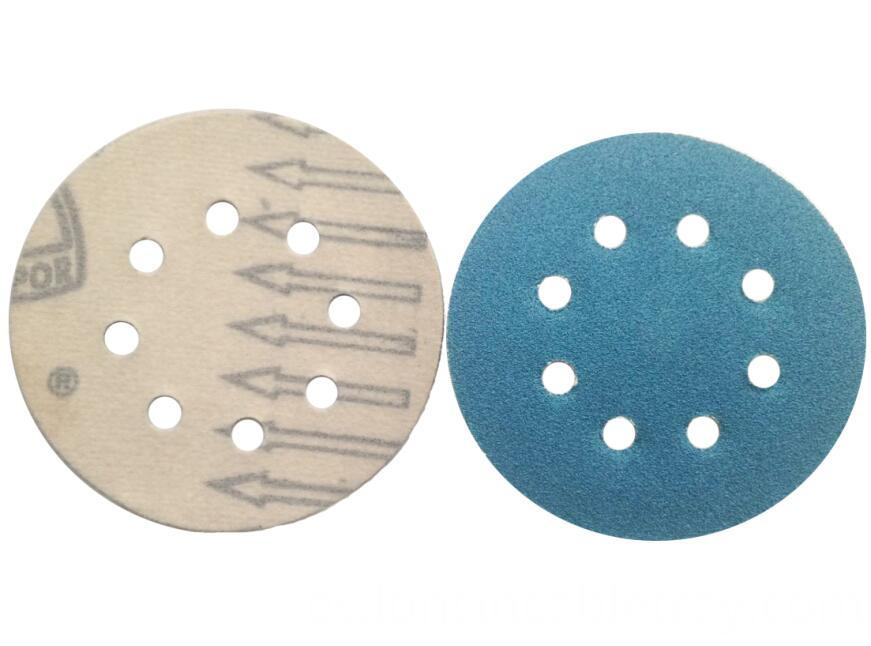 Vsm Velcro Disc With Holes
