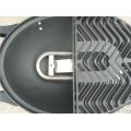 Grade ao ar livre portátil do BBQ do propano de gás do estilo de Weber