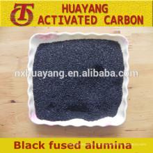 Hoher Reinheitsgrad schwarzes Tonerde / Aluminiumoxid mit konkurrenzfähigem Preis