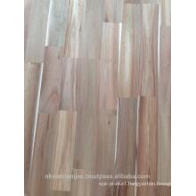 Wood panel, finger joint board