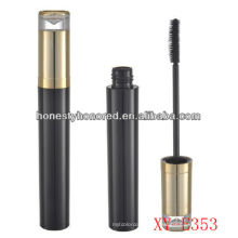 unique makeup container /shinny empty mascara tube