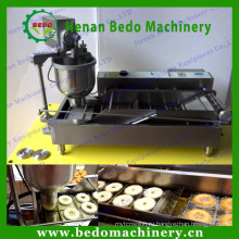 Китай лучший поставщик Автоматический сладкий Пончик приготовления/жарки машина с отличной производительностью 008613253417552