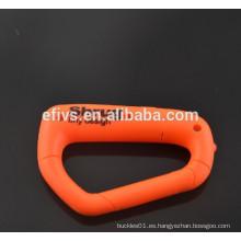 Luces anaranjadas del LED y ganchos que suben coloridos, venta al por mayor.