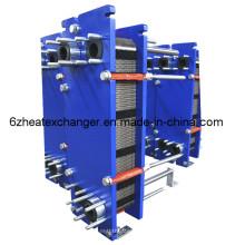 Intercambiador de calor tipo placa para alta presión y temperatura (igual a M6B / M6M)