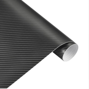 Car Body Film Carbon Fiber Vinyl Sticker 4D