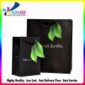 Bolso de papel del diseño de la hoja / bolso de Artpaper / bolso cosmético
