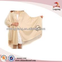 Forme a alta calidad las señoras Pashmina Shawl Wrap