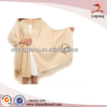 Mode de haute qualité Ladies Pashmina Shawl Wrap