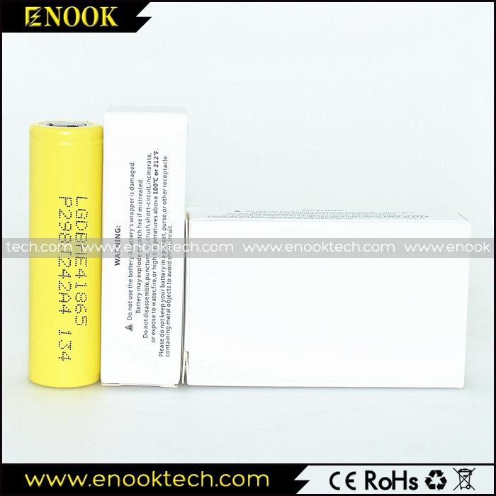 Caliente venta LG HE4 li-ion batería
