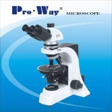 Microscópio Profissional de Polarização com Iluminação de Transmissão (XY-P2)