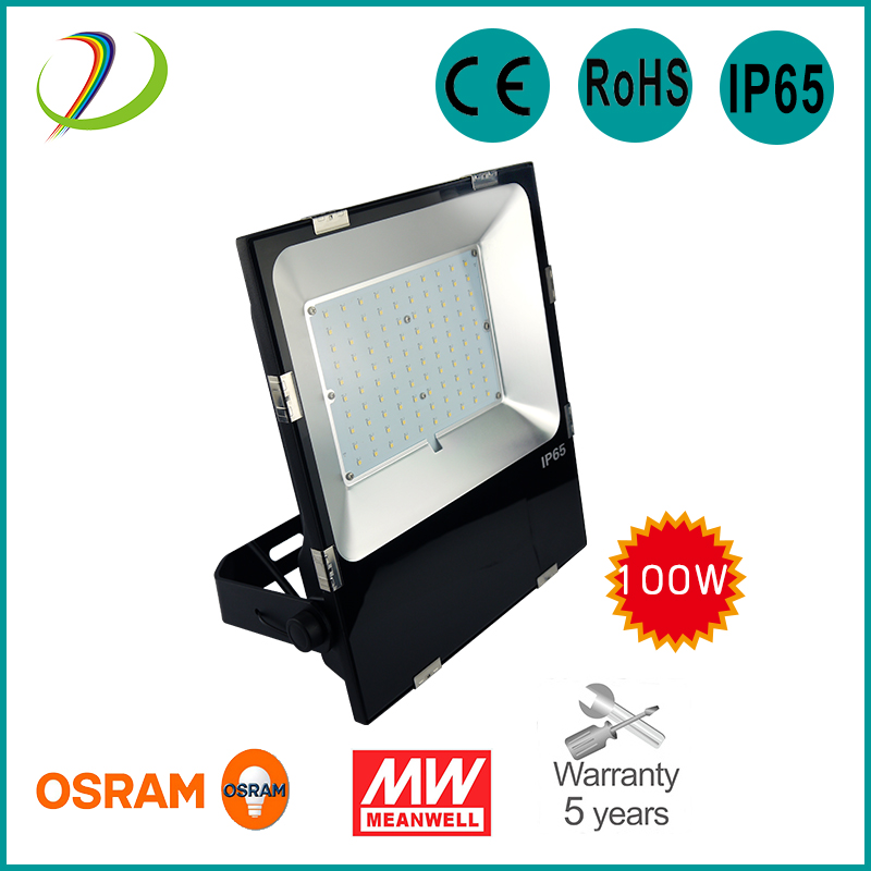 Led Outdoor Lighting OSRAM Flood 200W