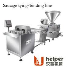 Máquina de encadernação de salsicha