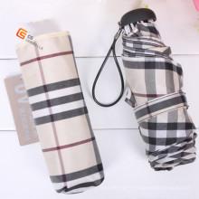 Carton de tissu de cocher 5 plié parapluie (YS-5F1003A)