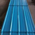 Folha de telhado de aço revestido de cor longa extensão