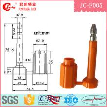 Fornecedor de China do recipiente dos selos do parafuso