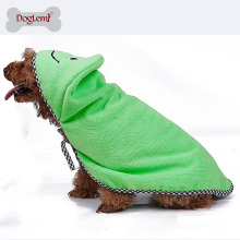 Hot selling Microfiber Drying Pet Bath Towel Super Absorbent Dog Towel Bathrope Accessories