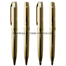 Luxury Gold Pen with Logo for Gift (LT-C581)