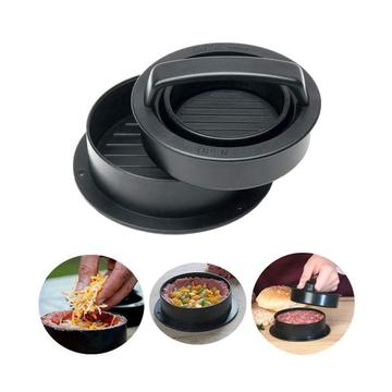 Grelhar Burger Press Hamburger Patty Maker
