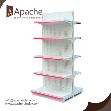 Fashion Design White tools display rack with Good quality