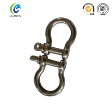 European Type Carbon Steel Bow Shackle