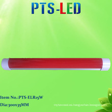 Portátil inteligente tubo LED luz de emergencia recargable resistente al agua IP 68