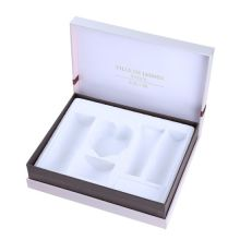 Customized Display Wooden/Paper Cosmetic Skin Care Gift Box