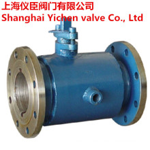 Steam Jacket Wcb Ball Valve Insulation Ball Valve