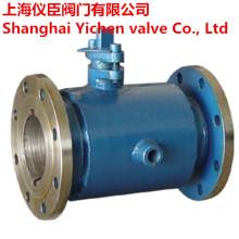 Válvula de esfera da isolação da válvula de bola do Wcb do revestimento de vapor