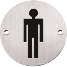 Homens Somente Sinais de Hardware para Banheiro