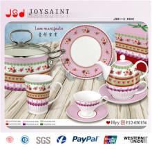 A Grade Christmas Porcelain Stoneware Gift Dinner Ware Set